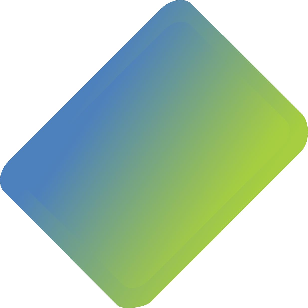 Lime Blue Tablet 2